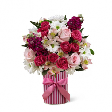 Little Miracle™ Bouquet - Girl (LMG) FTD Bouquet