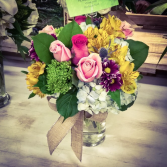 Little Ray of Sunshine Vase Arrangement