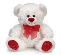 Little Valentine Plush Bear