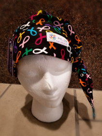 Live for Life Head Wrap Apparel