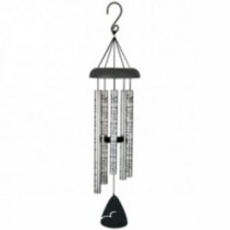 "Live, Laugh, Love 30"" Wind Chime"
