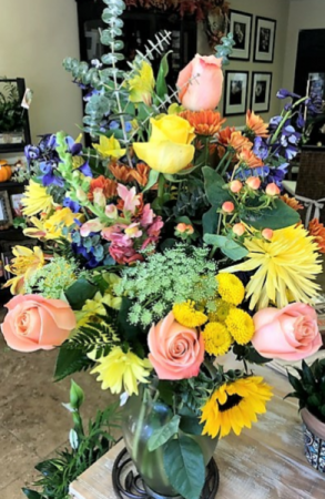 Livin La Vida Loca Vase in Venice, FL | ALWAYS AN OCCASION FLORIST & DECOR
