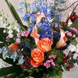 Living Colours   in Oakville, ON | ANN'S FLOWER BOUTIQUE-Wedding & Event Florist