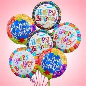 6 Large Mylar Balloons For Birthdays Congratulations Get Well Etc Just Let