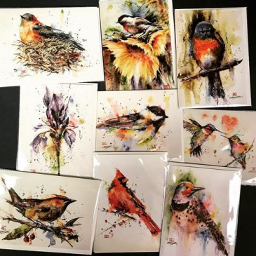 Local Cards by Dean Crouser - styles vary Finishing Touch