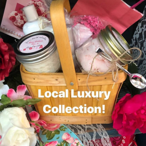 Local Luxury Collection  in Kingston, TN | ROSEMARY'S FLORIST & CUPCAKE HAVEN