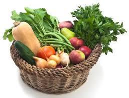 Local Organic Vegetable  Gift Basket  in Salisbury, MD | Flowers Unlimited