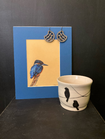 Local Birdsong package Locally made gift