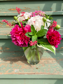 Locally Grown: Designers Choice Vase