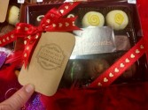 Locally Made Chocolates  12 piece box by Lidia