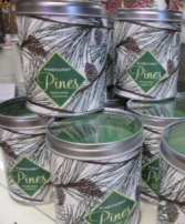 Pinehurst Pines Soy Candles