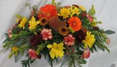 Long & Low Autumn Centerpiece Inspirations Original Design