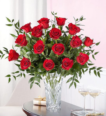 Long Stem Elegant Roses