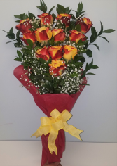 Long Stem Roses - 1 DZ
