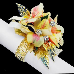Looks Like Royalty Wrist Corsage