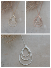 Divergence necklace  Glee Jewerly