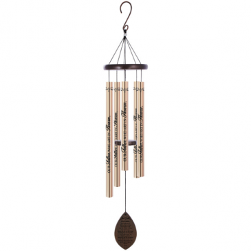 "Lord's Prayer 38"" Wind Chime Gifts"