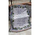 Lord's Prayer Afghan