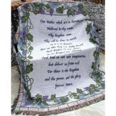 Lords Prayer Blanket