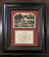 Lord's Prayer Framed Picture  in Fairburn, GA | SHAMROCK FLORIST