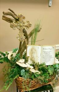 Lord's prayer Garden