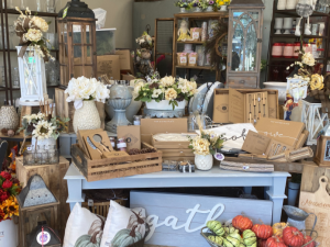 Lots of gifts in store!  in Hermitage, TN   IN FULL BLOOM FLOWERS + GIFTS