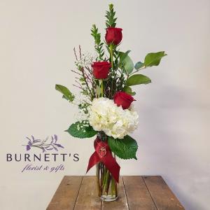 Lots of Love Arrangement  in Kelowna, BC | Burnett's Florist