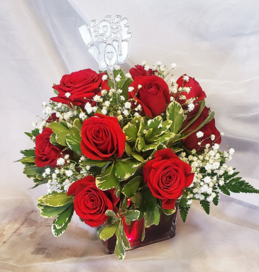 Lots of Love Flower Arrangement
