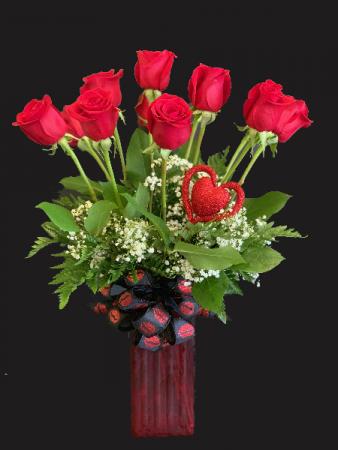 Lots of Love Dozen Valentine's Day