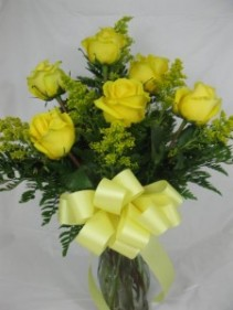 Lemon Passion Floral Arrangement