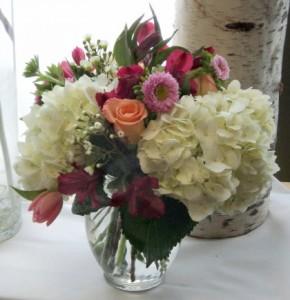 Lots of Love vase arrangement