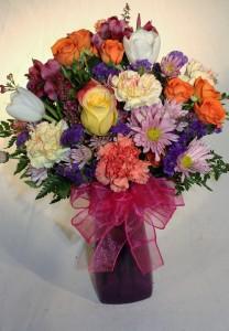 Lots of Love Vase