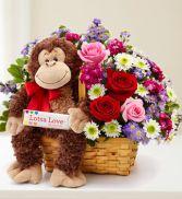 Lotsa Love Basket