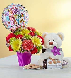 LOTSA LOVE BIRTHDAY  in Seagoville, TX | WHITE'S FLORIST