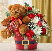 Lotsa Love® Christmas Arrangement