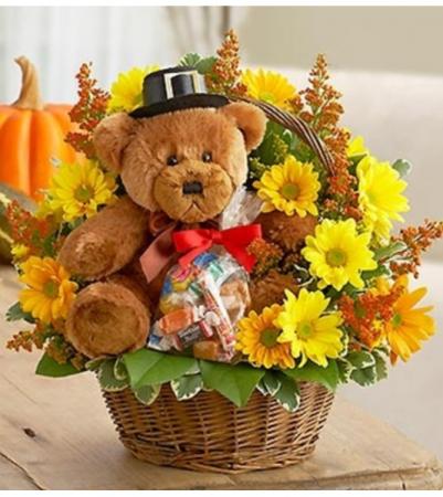 Lotsa Love® for Fall Arrangement