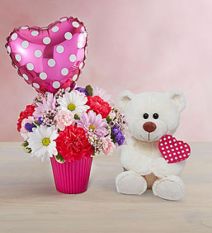 Lotsa Love® Sweetheart  in Valley City, OH | HILL HAVEN FLORIST & GREENHOUSE