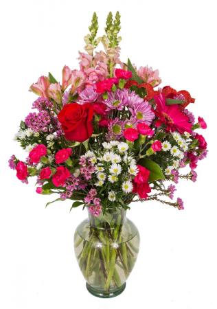 Lotsa Love Vase