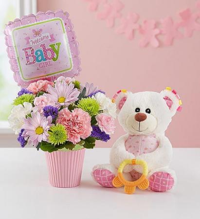 Lotsa Love Welcome Baby Girl 166363