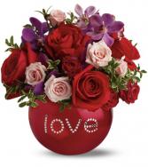 love All-Around Floral Arrangement