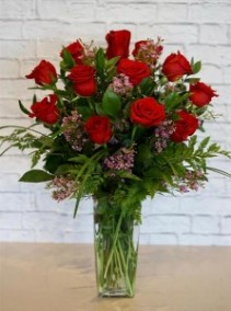 Love Always Dozen of Roses