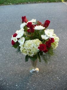 Love Always Garden Bouquet Design in Mechanicsburg, PA | Garden Bouquet