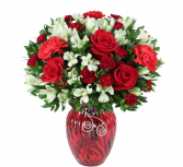 Love and blooms Vase