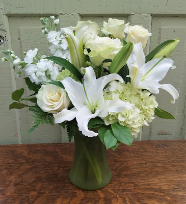 Love and Friendship Vase Arrangement