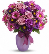 Love and Laughter Vase Arrangment