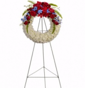 Love and Remembrance Standing Spray