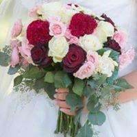 LOVE AND ROMANCE BOUQET BRIDE BOUQUET