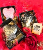 LOVE ART HEARTS GIFT