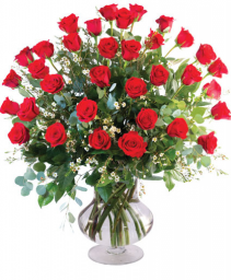 Love At First Sight  Three Dozen Roses