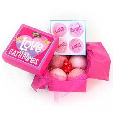 Love Bathbombs add on gift
